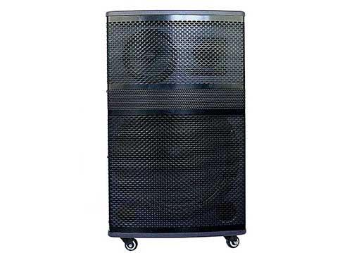 Loa kéo karaoke Alokio WML-R15, loa đa năng vỏ gỗ, công suất 600W