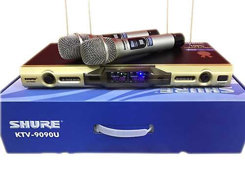 Bộ microphone không dây Shure KTV-9090U