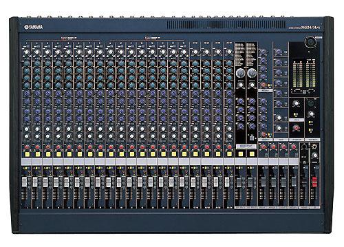 Bộ mixer Yamaha MG24/14FX, bộ trộn âm thanh chuyên nghiệp
