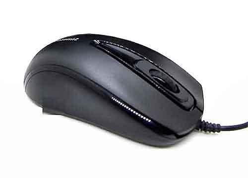 Chuột có dây Simetech X6, độ phân giải 1200 DPI