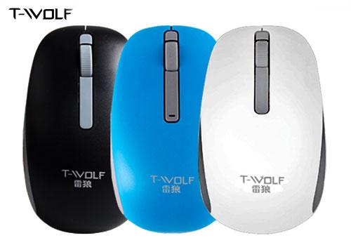 Chuột máy tính không dây T-Wolf