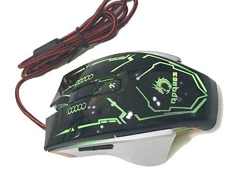 Chuột Máy Tính RDRAGS X-7 Chuyên Game
