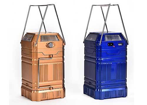 Đèn Bão Camping Light 8 Led GSH-9009A