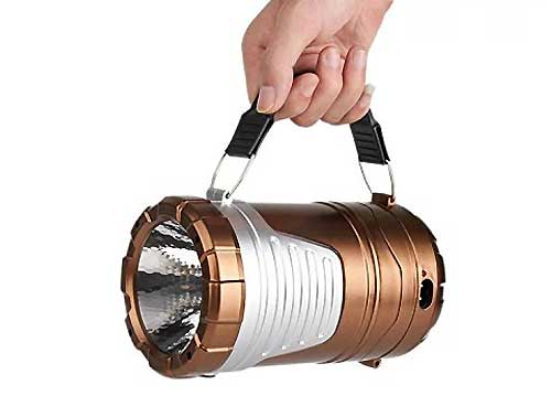 Đèn Bão Camping Light GSH-7088A