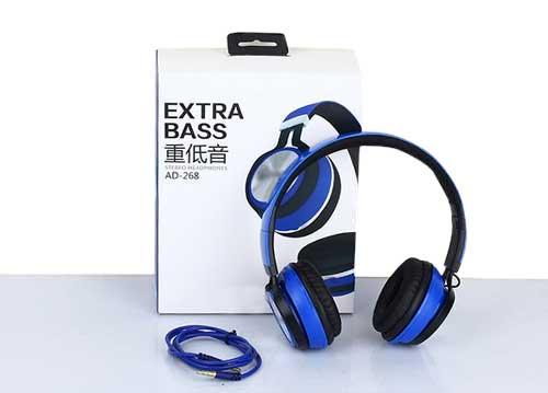 Headphone Có Dây Stereo SONY AD-268
