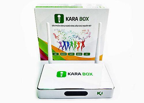 Kara box K1 - xem phim, nghe nhạc, karaoke miễn phí