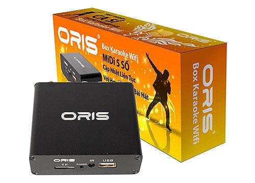 Karaoke box ORIS tự phát wifi