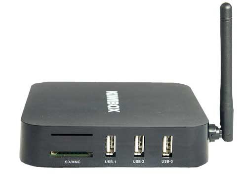 Kiwibox S3 Plus Thiết Bị Biến Tivi Thường Thành Smart Tivi