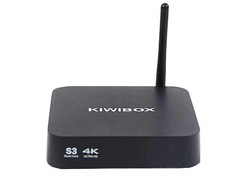 Kiwibox S3 Thiết Bị Biến Tivi Thường Thành Smart Tivi