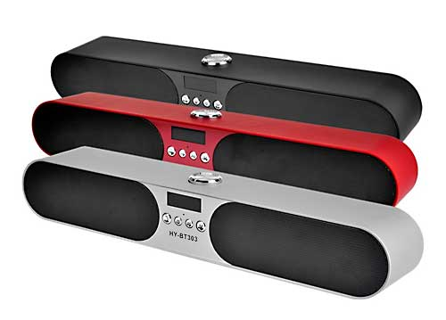 Loa bluetooth HY-BT303 Stereo Surround