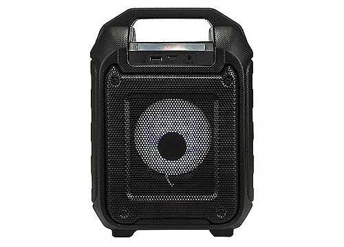 Loa bluetooth hát karaoke B31, thiết kế gọn nhẹ, kèm micro có dây