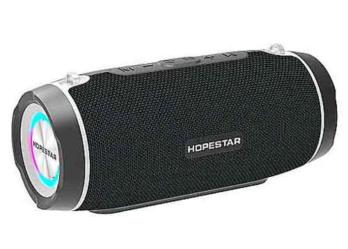 Loa bluetooth HOPESTAR H45, hàng cao cấp, công suất 10W
