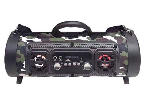 Loa bluetooth, karaoke CH-M17