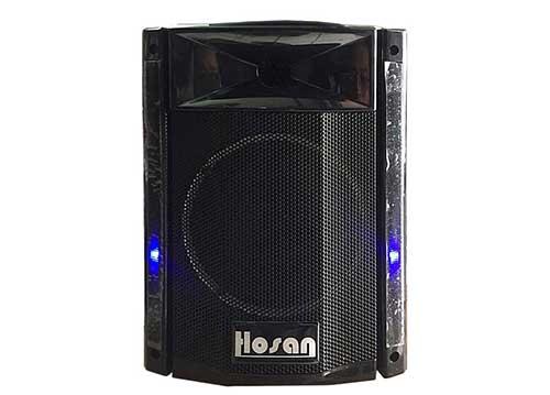 Loa bluetooth - karaoke Hosan MN-001