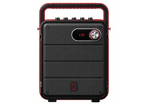 Loa bluetooth karaoke JYX MS70BT, kèm 1 micro không dây