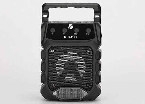 Loa bluetooth karaoke KTS-1171,  kèm 1 micro có dây