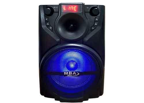 Loa bluetooth - karaoke MBA FY-6