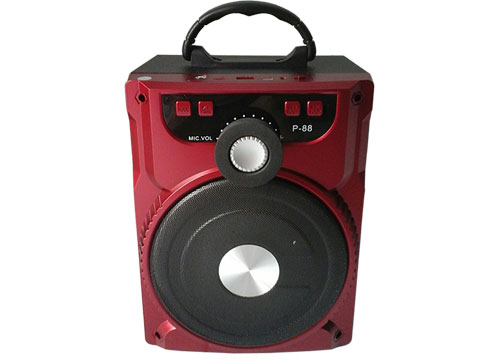 Loa bluetooth, karaoke P-88