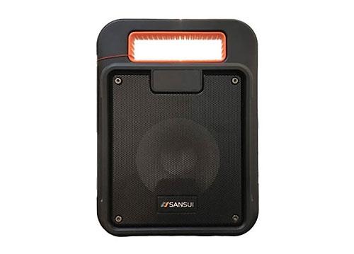 Loa bluetooth karaoke Sansui SA1-06, loa xách tay, RMS 50W