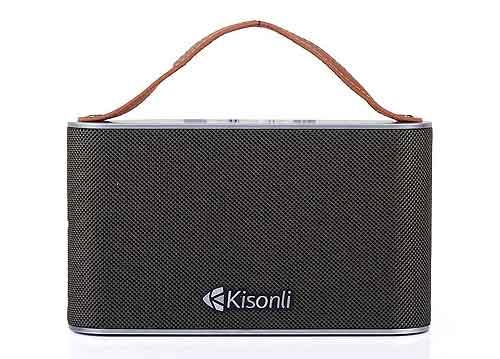 Loa Bluetooth Kisonli S6, hàng chính hãng, công suất 10W