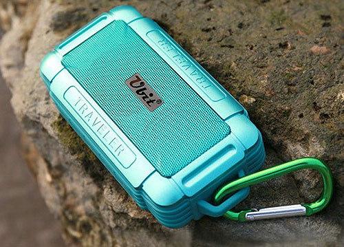 Loa bluetooth mini Power Bank B18