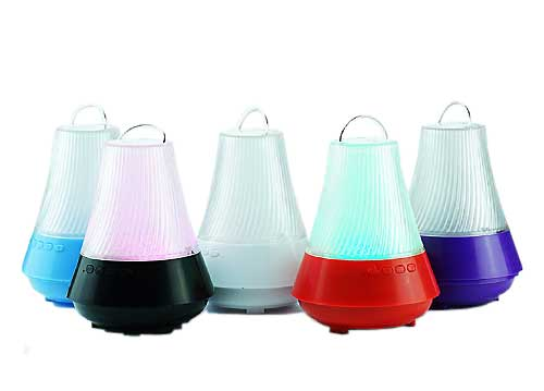 Loa Bluetooth Mini Speaker Night Light AK 108