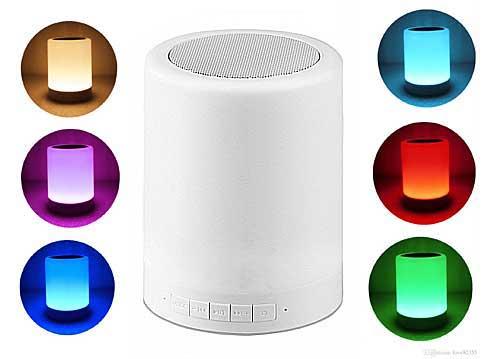 Loa Bluetooth Mini Touch Lamp M9