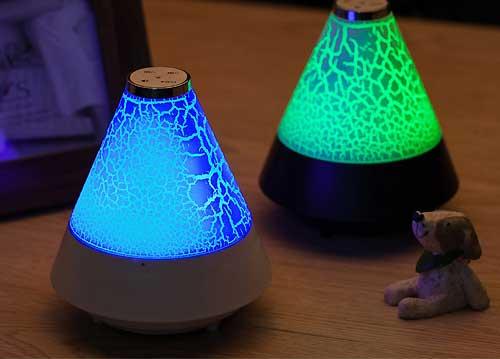 Loa Bluetooth Mini  V3.0 Colorful Led Light T12