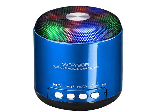 Loa Bluetooth Mini Wster WS-Y90B