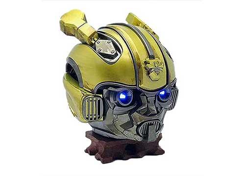 Loa bluetooth người máy Transformers Bumblebee, công suất 3W