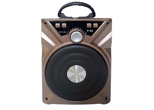 Loa bluetooth-trợ giảng-karaoke P-89