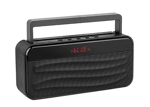 Loa bluetooth xách tay LP-V1, nghe radio FM, công suất 8W