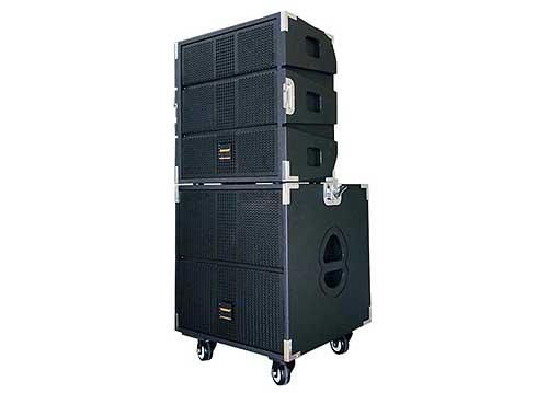 Loa di động array temeisheng GD15-33, loa hát karaoke cao cấp