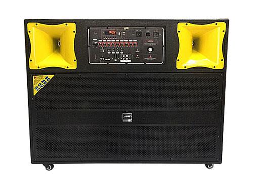 Loa di động AT-6800, loa karaoke công suất cực lớn