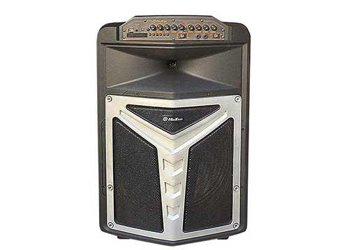 Loa di động Hoxen LB15A, loa kéo 4.5 tấc, hát karaoke rất hay