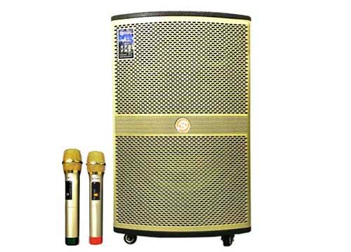 Loa di động Hoxen LP18, sử dụng bass 5 tấc, công suất đỉnh 700W