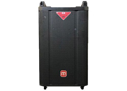Loa di động Malata M+9037Y, loa kéo karaoke cao cấp, max 600W