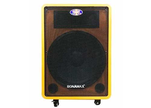 Loa di dộng Ronamax MH15, loa kéo công suất lớn, karaoke cực hay