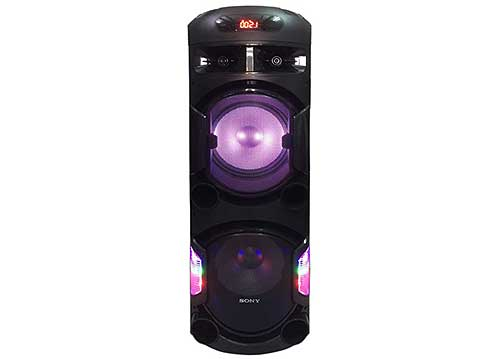 Loa di động Sony GTK15, loa karaoke 2 bass 4 tấc, max 700W