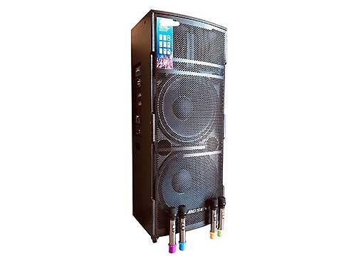 Loa điện BOSE DB-718H, hát karaoke cực hay, công suất tối đa 1500W