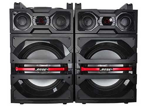 Loa điện cặp Bose Pro DXK-515, loa hát karaoke chất lượng cao