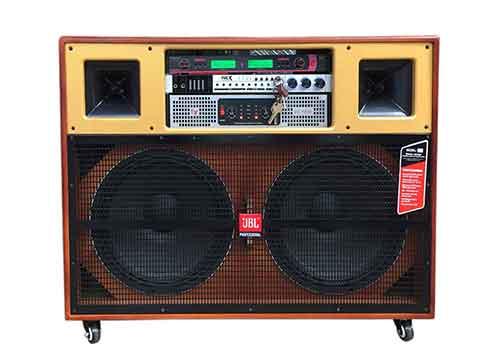 Loa điện karaoke 1030, hát karaoke với chơi nhạc rất hay