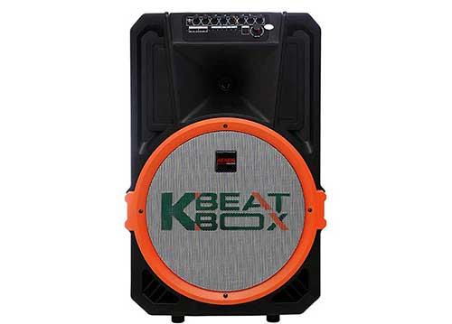Loa karaoke Acnos -  Kbeatbox KB39U mẫu 2018 - 5 in1, tự phát wifi