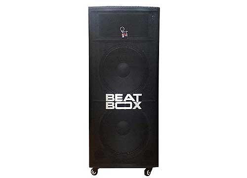 Loa karaoke Acnos - loa Beatbox KB62 chức năng 5 in1 - công suất 900W