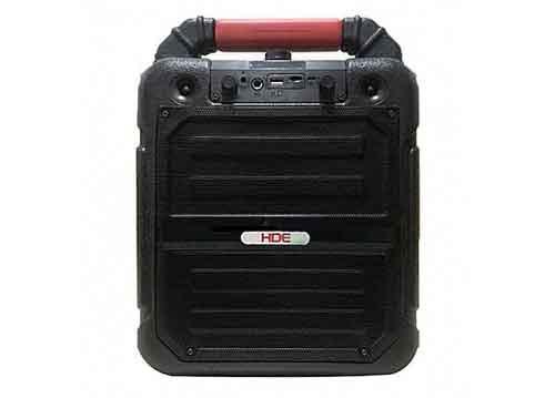Loa karaoke bluetooth HDE CYW-605, công suất tầm 60W