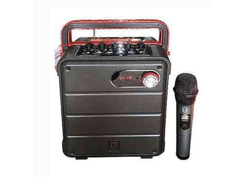 Loa karaoke bluetooth JYX MS10, kèm 01 micro không dây