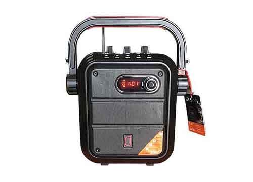 Loa karaoke bluetooth JYX MS63BT, kèm 01 micro không dây