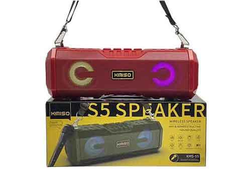 Loa karaoke bluetooth Kimioso KMS-S5, kèm 01 microphone