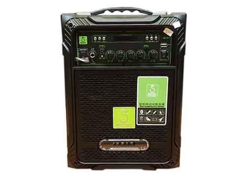 Loa karaoke bluetooth SOK NE501, loa có xách tay, bass 1.5 tấc