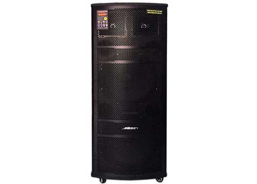 Loa karaoke di động Bose J915, loa kéo 2 bass, power max 1000W